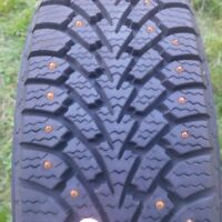 "brand new goodyear ""nordic winter"" tires"