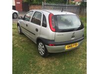 1.0 corsa 5 door full mot