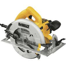 """DEWALT 7-1/4"""" Circular Saw Kit with Electric Brake DWE575SB Recondition"""