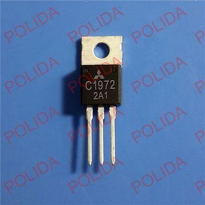 1pcs Rfvhfuhf Transistor Mitsubishi To-220 2sc1972 C1972 100 Genuine And New