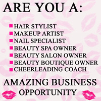 Are you in the beauty industry?