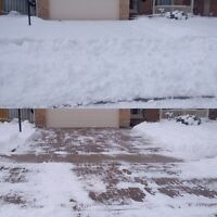 Need your driveway cleared? We can do it for you