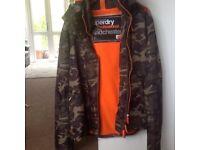 Superdry Coat XL