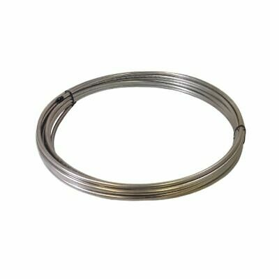 38 Od X 50 Length X .020 Wall Type 304 Stainless Steel Tubing Coil