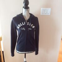 Lot 2 Veste Small Tommy Hilfiger et Hollister USA Femmes Hoodie