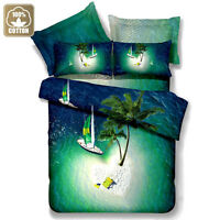 3-piece Cotton Duvet Cover Set, Brand new! Low price!