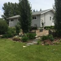 1250 sq ft on 4 landscaped lots