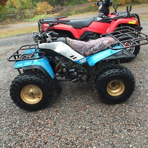 Buy or sell used or new atv in pembroke atv snowmobile for 1987 yamaha moto 4