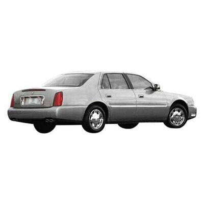 For Cadillac DeVille 2000-2005 Marquee Polished Body Side Moldings