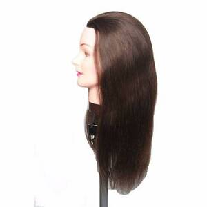 Human Hair Mannequin - Hairdressing Training Doll Head Cranebrook Penrith Area Preview