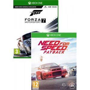 Looking to buy Forza 7 & Need for speed Xbox one