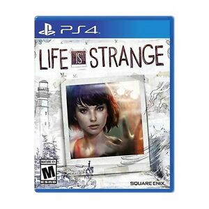 PS4 - Life is strange - Previously played - Mint condition
