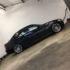 BMW genuine 18 inch wheels 5x120 3 series 335