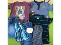 Boys clothes various sizes