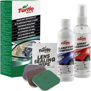 Trousse de nettoyage des phares Turtle Wax