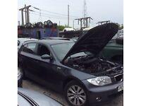 BMW 1 Series 116 iSE Grey 2006 1.6 Petrol 5 Door * Breaking / Spares *