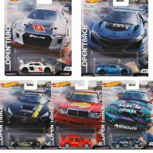 2019 hot wheels car culture track real rider $15 each