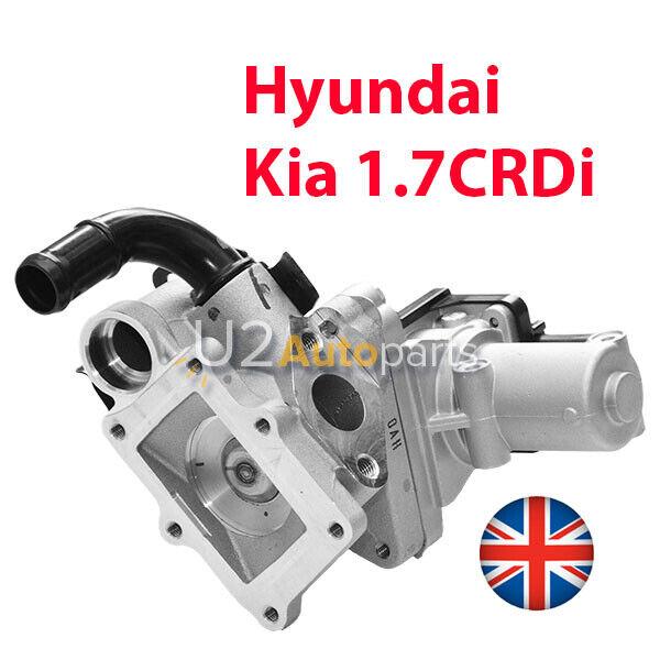 AGR Ventil EGR Valve Hyundai Kia 1.4 1.6 Crdi gaskets ORIGINAL NEW 284102A350
