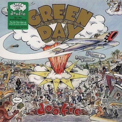GREEN DAY DOOKIE LP Vinyl NEW 2009 Reissue