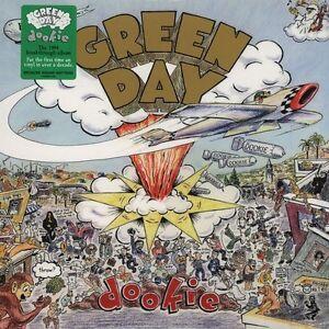 GREEN DAY DOOKIE LP VINYL NEW 33RPM 2009 REISSUE