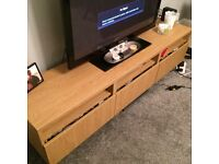 Ikea Tv Unit! Good condition have receipts here!