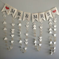 Wedding, Party, Nursery, Photoshoot Handmade Garlands Decor
