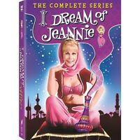 I DREAM OF JEANNIE - The Complete Series (20 DVD SET) ~ NEW $25