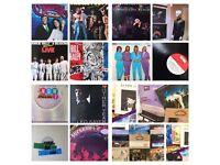 Vinyl records for sale. Original pressings.