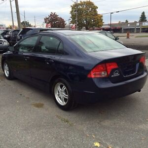 2006 Honda civic Dx VP safety and E-test included