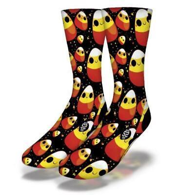 Brandneu Erwachsene / Junior Versierte Sox Halloween 10 - Halloween Socken