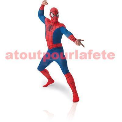 Spiderman Kostüm Erwachsene (Kostüm Spiderman Erwachsene 2ème Leder)