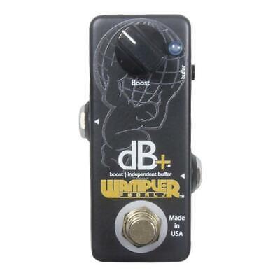 Wampler Decibel Plus+ Guitar Pedal