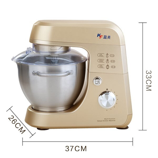 NEW EUROPEAN MODEL KF 8-speed Stand Mixer (4.2L) at 25% off+ free 3L whistle kettle worth $80