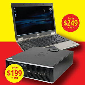 Many models to choose from, PC from $199, laptops from $249