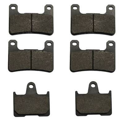 2004-2006 Suzuki GSXR 1000 Front & Rear Brake Pads