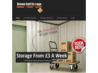 *** Bristols Cheapest Self Storage, BS4 5JJ ***