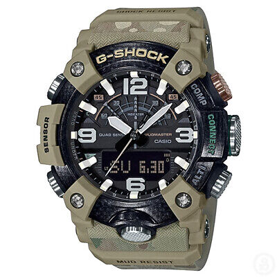 Casio G-Shock Mudmaster x British Army Limited Edition Watch GShock GG-B100BA-1A