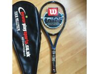 Wilson Triad 4.0 Hammer adult tennis racket