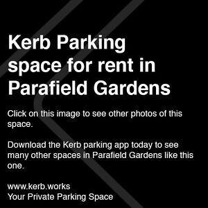 Kerb Parking Space - PARAFIELD GARDENS $5/day Parafield Gardens Salisbury Area Preview