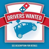 Now hiring delivery drivers!