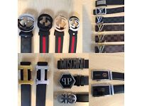 Louis Vuitton, Gucci, Hermes, Ferragamo, Moschino, top quality belts, best price