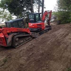 Canadian Custom Excavation/ CCEX Contracting London Ontario image 1