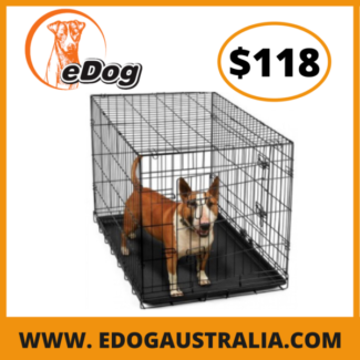 Dog Puppy Cat Pet Cage Kennel Collapsible Metal Crate VARIOUS SIZ