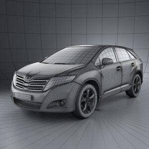 2010-2013 Toyota Venza