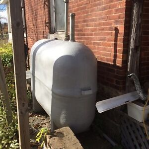 Fibreglass oil tank  Kingston Kingston Area image 2