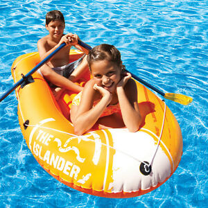 ISLANDER TWO PERSON BOAT NEW by PoolMaster 87420