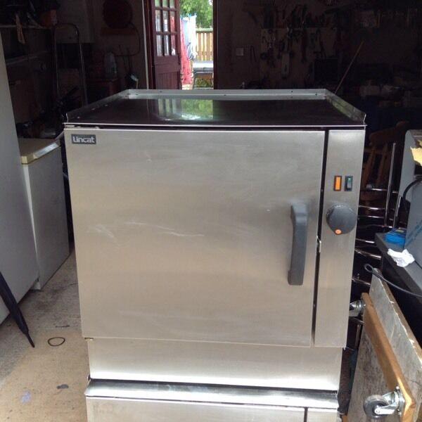 Lincat commercial fan oven