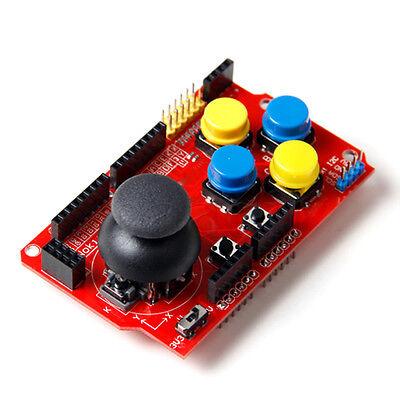 New 3.3v-5v Gamepads Joystick Shield For Arduino Nrf24l01 Nokia 5110 Lcd I2c Ma