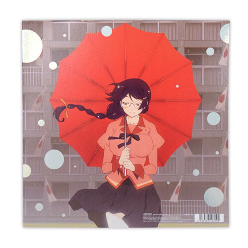 NEW Kizumonogatari Soundtrack Ⅲ reiketsu Limited Edition 12inch Analog Record LP