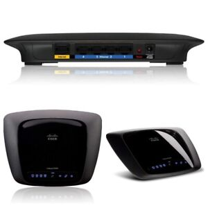 Routeur router Cisco Linksys E1000